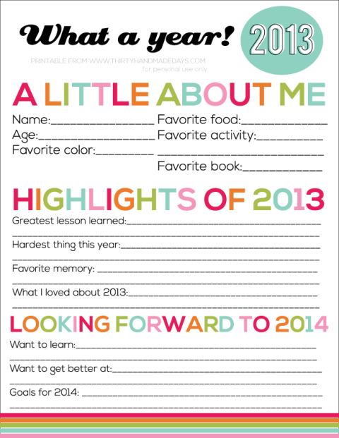 newyearsresolutionkids2014